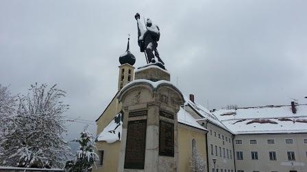 sieger im Schnee
