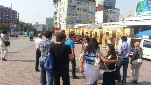 Pristina Sept 2012