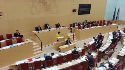 Landtag UA Aures