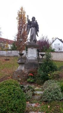 Engels in Regensburg