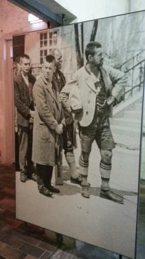 Dachau in Lederhosen
