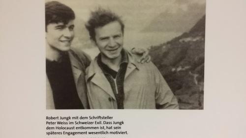 Peter Weiss+Roebert Jungk