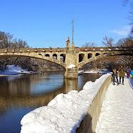 maxbrücke schnee
