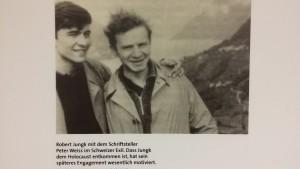 Peter Weiss+Robert Jungk