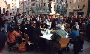 diskussion Marienplatz