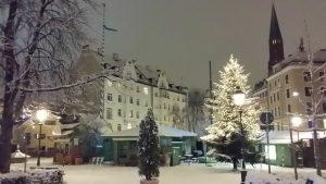 Schnee macht die Weihnachts-Krankheit leichter ... 2016