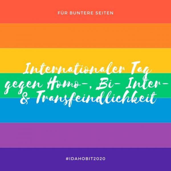 Internationaler Tag gegen Homo,Bi-, inter und Transfeindlichkeit
