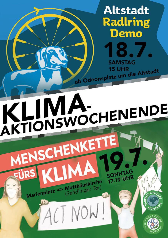 Klimawochenende 18+19.7.2020